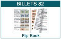 Billets 82 Catalogue Virtuel